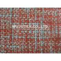 Wool peach dyed 100 polyester fabrics