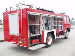 China Firefighting Truck Body Special Vehicles Parts Aluminum Roller Shutter Door on sale