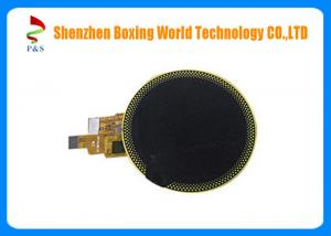 China 800(RGB) x 800 resolution 3.4 inch round lcd display with capacitive touch screen on sale