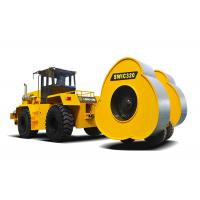 China Rapid Building Construction Equipments 32KJ Impact power Towed Roller for Road Building on sale