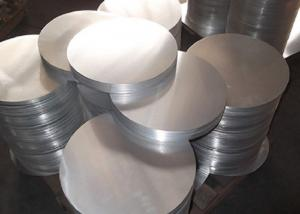 China 0.36~8mm Thickness Aluminum Sheet Circle A1060 A1100 A1050 For Kitchenware on sale