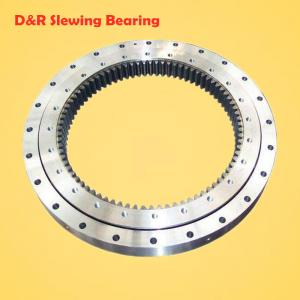 China Excavator slewing bearing, slewing ring for construction machinery, turntable bearing on sale