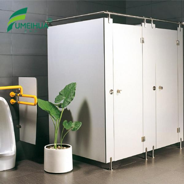 Commercial Washrooms Waterproof Doors Toilet Cubicle Doors For - Bathroom doors waterproof