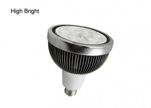 China Cool White 5000 -10000K 960lm 155mm PAR38 9 * 1.5 w LED Par Bulb Lighting For Artwork on sale