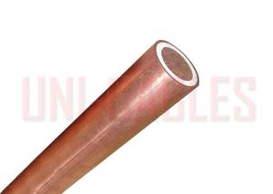 China MICC Light Duty Mineral Insulated Cable , 500V Non Jacketed Fire Survival Cable on sale