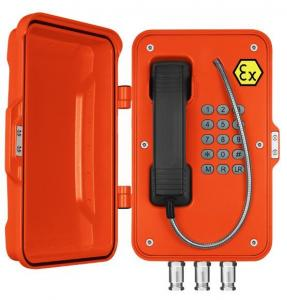 China Explosion-proof VoIP Phone, ExResistTel Explosion Proof Phone on sale
