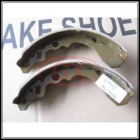 Automobile Brake Shoe K0027 Brake Drum Brake Pad