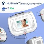 Professional 0.01mm stainless steel needles portable laser vein removal machine for sale