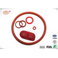 High Pressure Encapsulated O-Rings FKM For Oxygenated Automobile Fuels