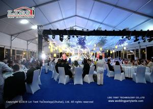 China Liri Top quality tents with  Aluminum Frame used for wedding or events on sale