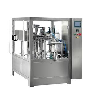 China Manufactory premade pouch packaging machine for powders on sale