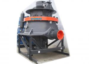 China Primary  Construction Hydraulic Cone Crusher High Capacity 12 Months Warranty on sale