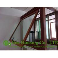 Tempered safety glass Aluminum Top-Hung Window, Awning Windows