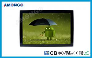 China Android 4.0 OS 12.1 Panel PC LCD Touch Screen Monitor on sale