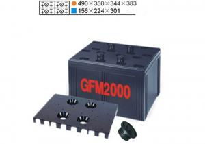 China LG121/757ABS GFM Plastic Battery Mould , Injection Moulding Products Battery Container on sale