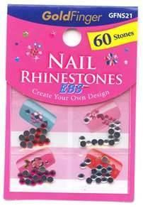 China OEM Silk - screen 3D Rhinestone Nail Art Stickers with Lace Design for kids on sale