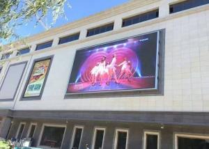 China P10mm Outdoor Advertising LED Display Outdoor Digital Billboards on sale