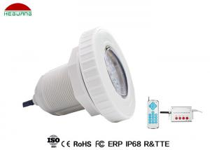 China Color Changing Surface Mount LED Pool Light RGB Synchronous Control AC 12V on sale