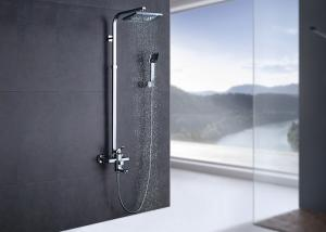 China ROVATE 3 Functions Single Handle Rain Shower Set Cold And Hot Water Function on sale