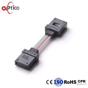 China MT- MT 24F Bare Fiber Jumper Assemblies Multimode OM4 50/125um Patch Cable on sale