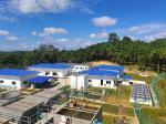 Full Automatic Brine Electrolysis Sodium Hypochlorite Generator / Water Chlorination System