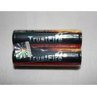 18650 2400mAh Trustfire Rechargeable Flashlight Battery With Protection Board