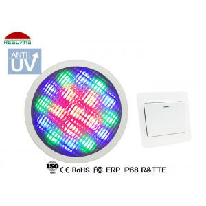 7m Lighting Length Par 56 LED Pool Light , Outdoor RGB Swimming Pool Lights