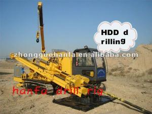 China HF-40 horizontal directional drilling machine for civil construction on sale
