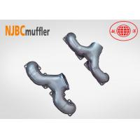 China BMW catalytic converter fit BMW 7series stainless steel welding exhaust manifold from  NJBC on sale