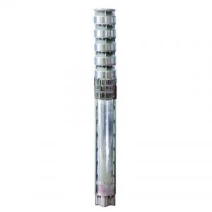 China Submersible Borehole Water Pump Vertical Type on sale