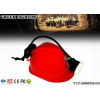 Custom 8000 Lux 5600mA LED Mining Light With Rechargeable Li-Ion Battery