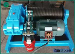 China Columbia construction industry applied single drum building winch on sale