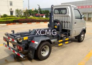China 1Ton Refuse Collection Truck Special Purpose Vehicles XZJ5020ZXXA4 on sale