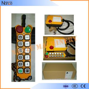 China F24-12D Hand-held Type Remote Controller, Wireless Industrial Crane Remote Control on sale