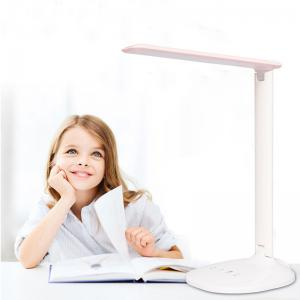 China Dimmable Rotatable LED Table Lamp with 4 Lighting Modes, 5-Level Dimmer, Touch-sensitive Control tag on sale