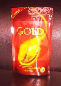 China Напечатанный мешок кофе упаковывая/стоит вверх полиэтиленовые пакеты с Ziplock on sale