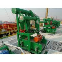 TR Solids control Drilling Mud desander for City Bored Pile system