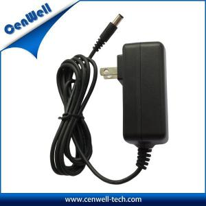 China wall mount type cenwell us plug 12 volt 3 amp power adapter ac dc with ce ul on sale