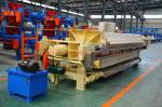 1250mm Big PP Plate Automatic High Pressure PP Chamber Filter Press