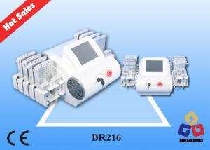 4D Wavelength Lipo Laser Cellulite Reduction Machine With