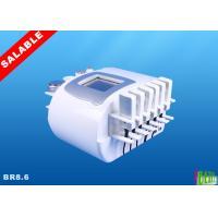 48 diodes Cavitation Rf Vacuum Lipo Laser Slimming Machine beauty machinery For Skin Tighten / Lifting