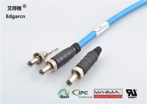China Industrial Custom Cable Assemblies Dc Power Cord Cable Cigarette Ce Rohs Listed on sale