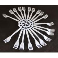 plastic fork making mould , Tableware Injection Molding Molds , plastic fork knife spoon making mold
