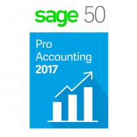 Five Users Sage 50 Pro Accounting 2017 , English Sage Accounting Software