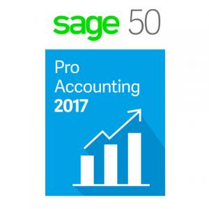 China Five Users Sage 50 Pro Accounting 2017 , English Sage Accounting Software on sale