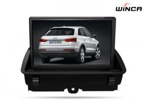 China Black Audi Touch Screen Navigation Audi Q3 Navigation With Similar Audi UI on sale