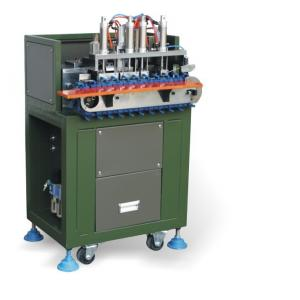 High Capacity 3 core / 2 core Power Cable Cutting and Stripping Machine