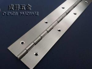 Stainless Steel 201 continuous piano hinges for sale – piano