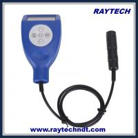 Digital Portable Paint Coating Thickness Gauges, Dry Film Thickness Tester, Memory Function RTG-8202