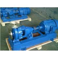 horizontal acid chemical pump